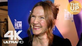 Jessica Hynes - The Fight interview at London Film Festival premiere
