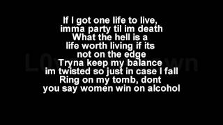 Ludacris feat. Usher & David Guetta - Rest Of My Life (LYRICS)