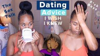TMI Dating Advice Tips I WISH I KNEW EARLIER   $EX, Story Time, Love, Spirituality   GIRL TALK