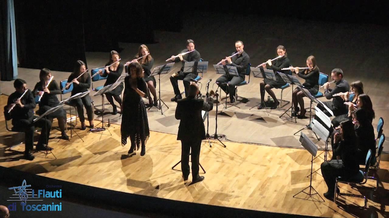 Bellini Casta Diva I Flauti Di Toscanini Flute