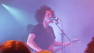 Zeal & Ardor- Don't you dare and Devil is Fine (Live in Basel, 14.04.2017)
