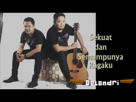 Delondri - Demi Allah Aku Mencintaimu - Official Lyrics Video