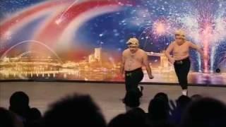 Stavros Flatley  Britain's Got Talent 2009  Show 1