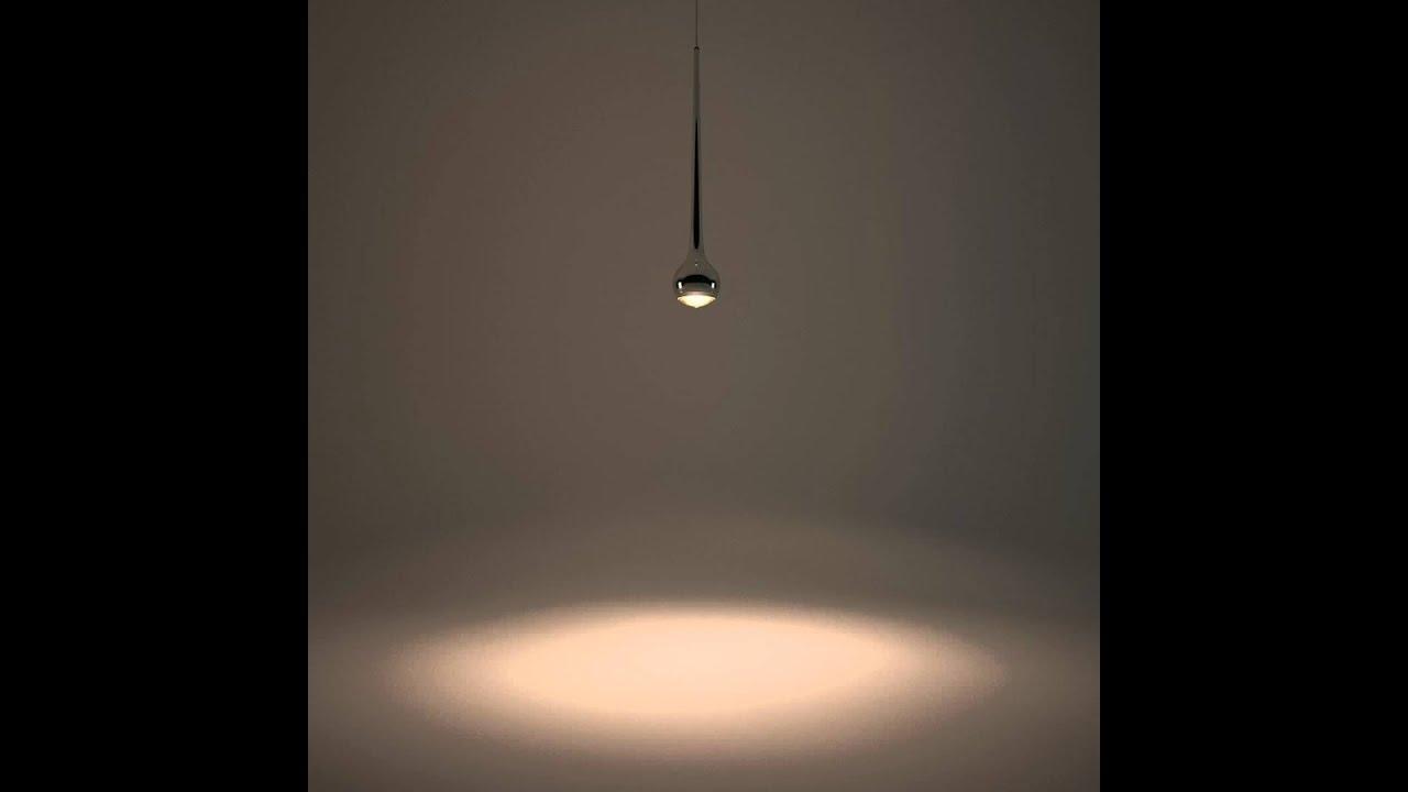 3D Model of TOBIAS GRAU - FALLING 8 Lamp - YouTube