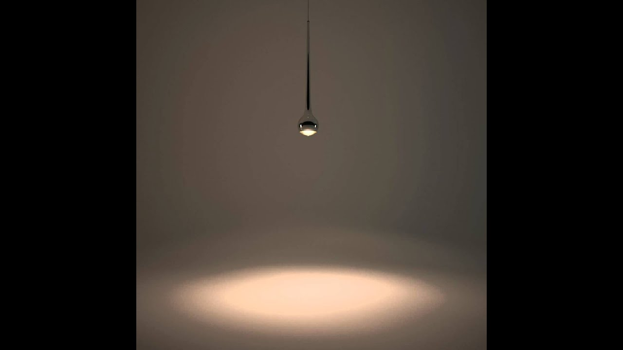 3d model of tobias grau falling 8 lamp review youtube. Black Bedroom Furniture Sets. Home Design Ideas