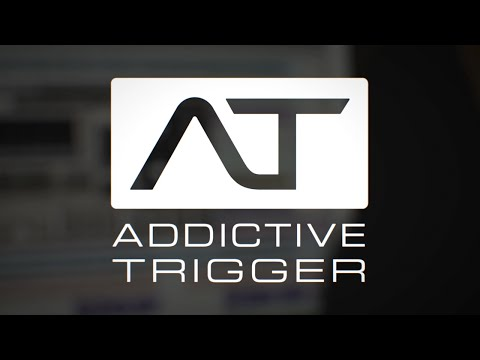 Addictive Trigger - Intelligent Drum Replacement