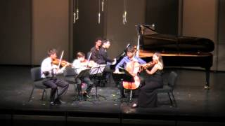 Shostakovich Piano Quintet in G minor, op.57 at Music@Menlo  on May 10 in 2013