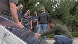 Formación en energías renovables - AUNA Distribución