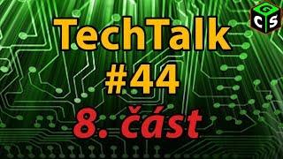 8/10 Záchrana dat z hard disku; Upgrade procesoru; Frekvence RAMek - TT #44 [I]