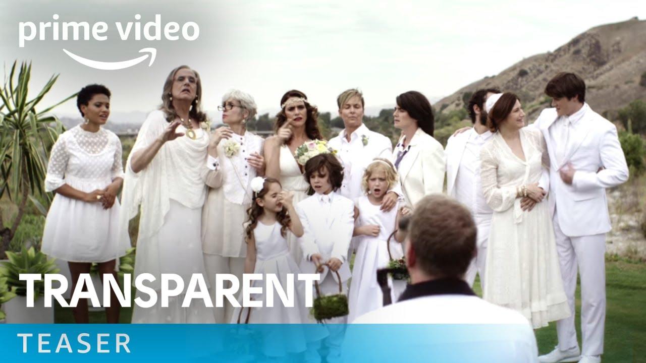 Download Transparent Season 2 Pfefferman Family Wedding Photo | Prime Video