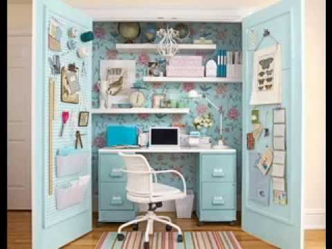 Easy Diy Craft Room Ideas On A Budget Youtube
