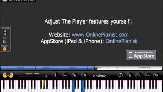 The Vamps ft. Demi Lovato - Somebody To You - Piano Tutorial Full Song (Easy)