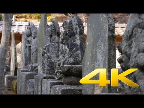Kamakura Engaku-ji Temple - Kanagawa - 円覚寺 - 4K Ultra HD