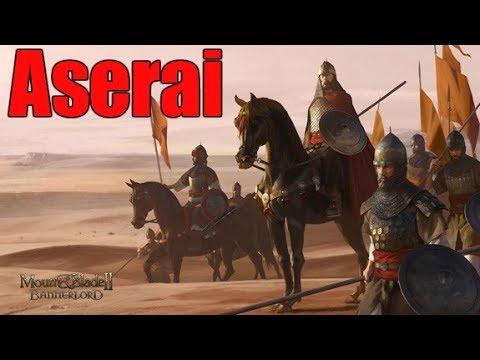 Meet the Aserai - Mount and Blade II: Bannerlord