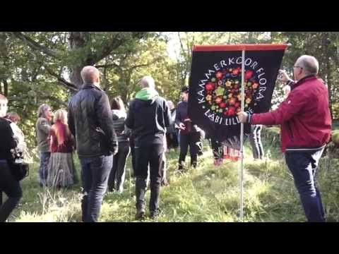 Sacred natural places | Tallinn, Estonia | Tour with Kammerkoor Flora (folk group)