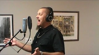 Journey - Faithfully - Vocal Cover by David Lyon with Lyrics