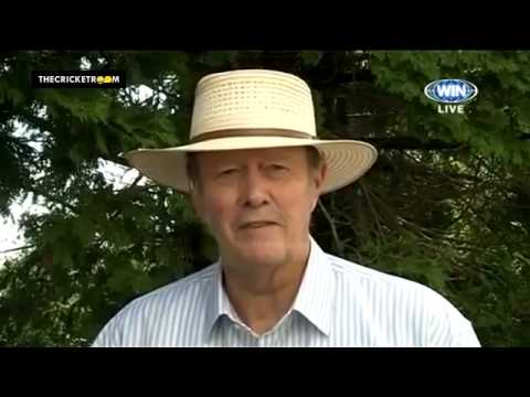Tony Greig Last Interview (Man of the Cricket)