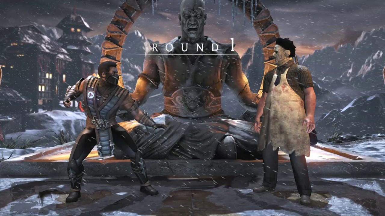 Mortal Kombat X - Seismic Activity - Hourly Tower