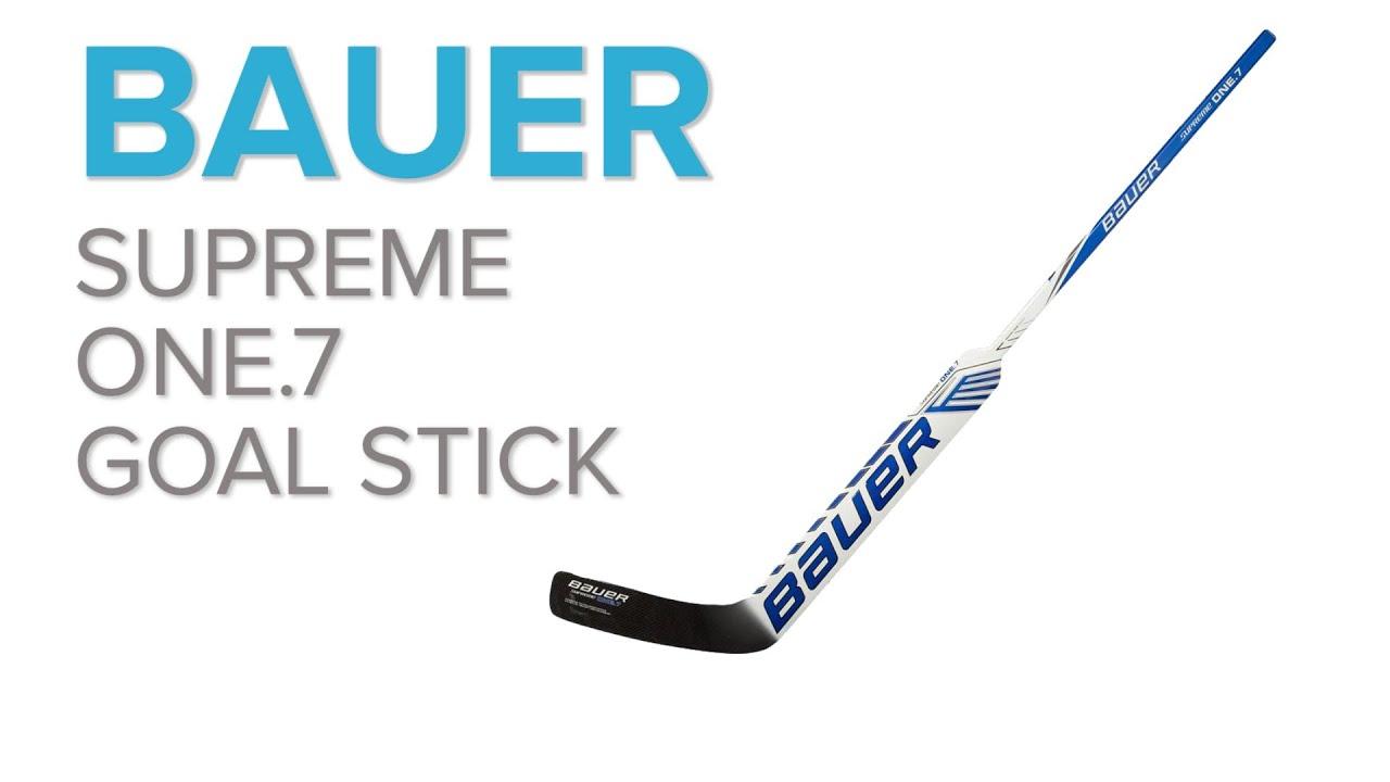 Bauer Supreme One 7 Goal Stick Total Goalie
