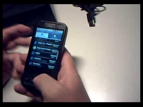 Probando el nuevo HTC Dream de Movistar