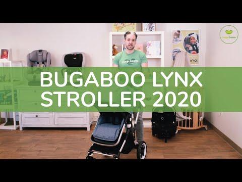 Bugaboo Lynx Stroller   Bugaboo Lynx Full Review   Magic Beans   Best Midsize Strollers