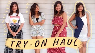 SHOPPING FOR A BEACH VACATION ☆ Lulu & Sky, SheIn, Romwe Haul | Kritika Goel