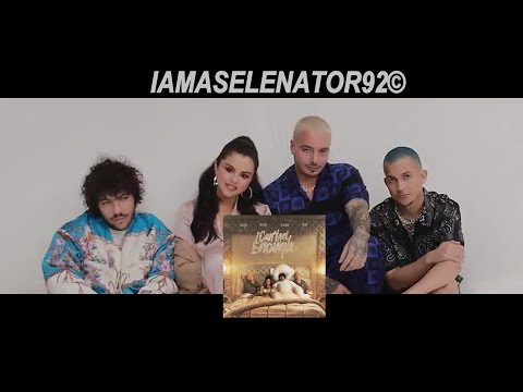 Selena Gomez benny blanco Tainy & J Balvin - I Can&39;t Get Enough Coming Soon