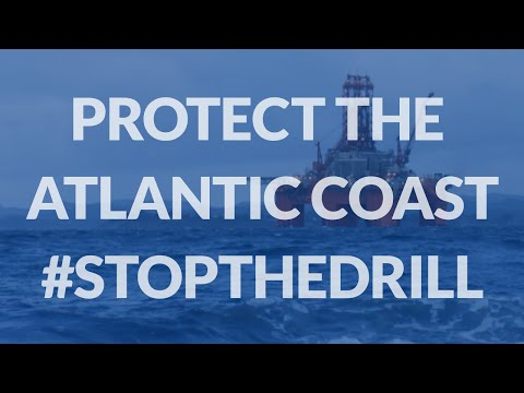 Grassroots Opposition to Offshore Oil Drilling and Seismic Blasting: 2016 Update