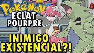 Pokémon Eclat Pourpre (Detonado - Parte 15) - Coin Case e Administrador Existencial