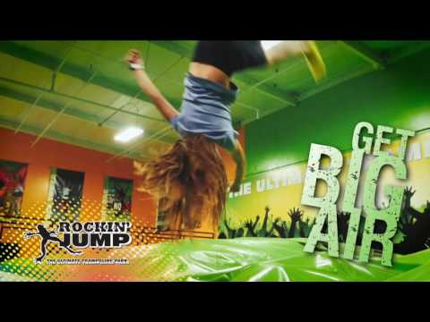 "Rocking Jump Ft. Lauderdale ""Now Open in Xtreme Action Park"""