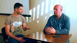 Интервью Алексею Горшкову 20 мая в Санкт-Петербурге