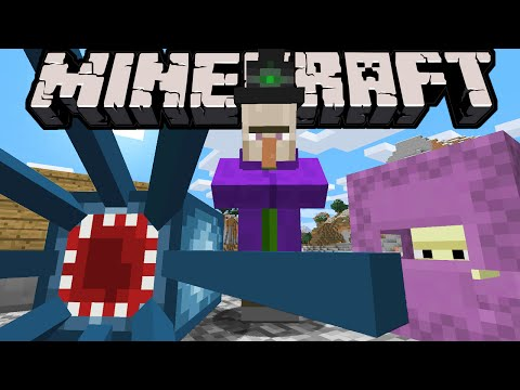 Minecraft 1.9 Snapshot: Rabbit Revamp, New Sounds, Golem Changes, Mob Features, 2016 Update Release