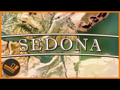 Sedona - Part 13   IT'S ALIVE (Cities: Skylines)