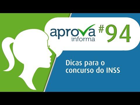 Aprova Informa 94 - Dicas Para O Concurso Do INSS