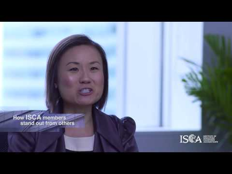 Be Recognised with an ISCA Membership -- Stella Tang