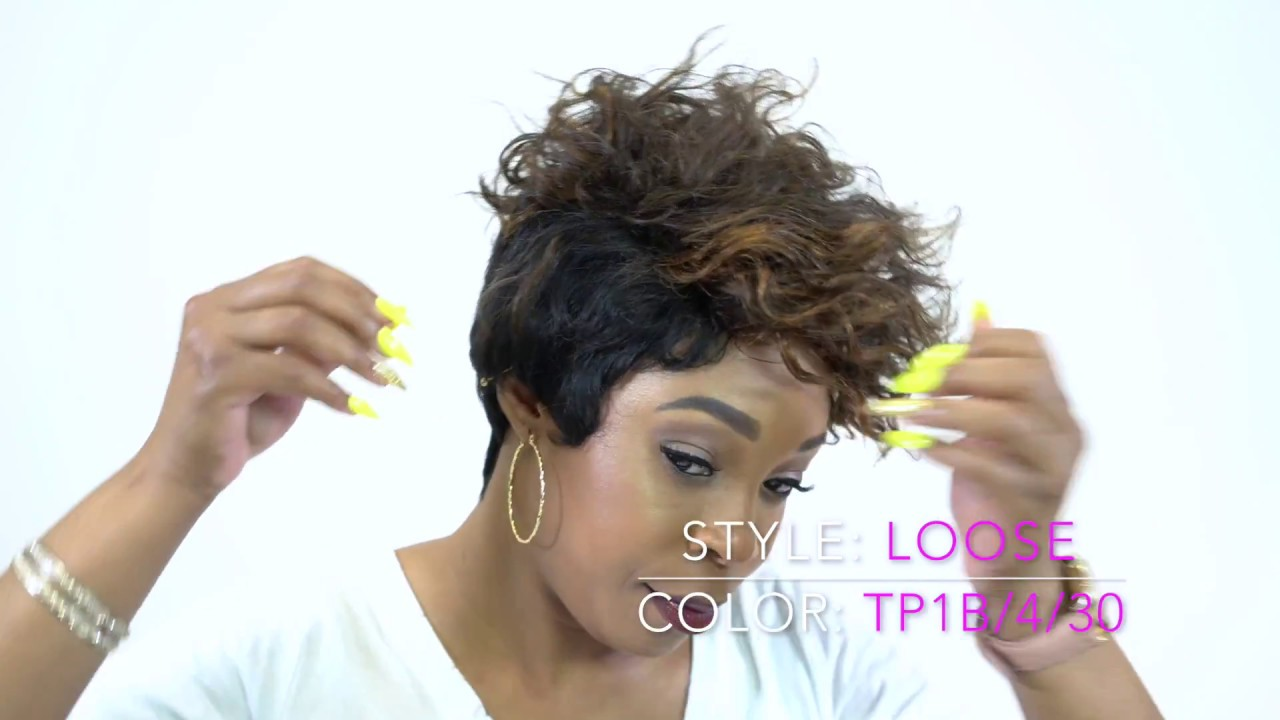 Human Hair Wigs | Synthetic Wigs