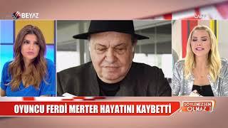 Kiralık Aşk dizisi oyuncusu Ferdi Merter Fosforoğlu öldü