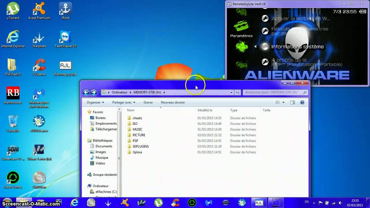 flash psp 6.60 gratuit startimes