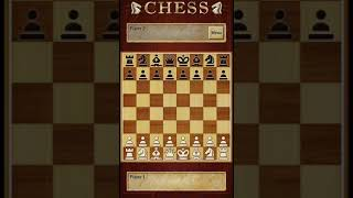 CHESS TRAP ONE