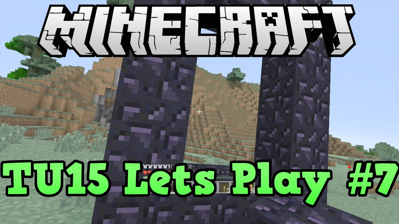 how to build a nether portal on xbox 360