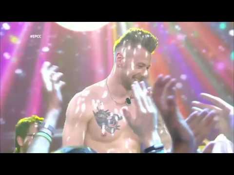 Ivan Zaytsev Dances On National TV