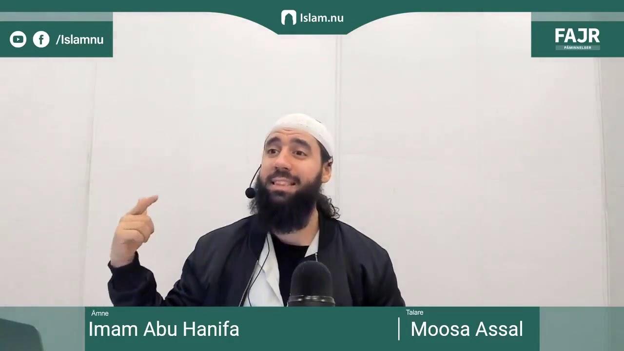 Imam Abu Hanifa | Fajr påminnelse #15 med Moosa Assal