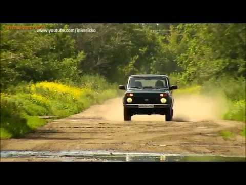 ABS (Anti-lock Braking System) Test Drive Do Lada 4x4  By Grauçá 4x4