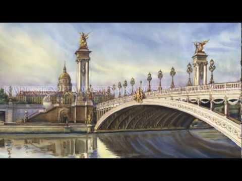 Париж, картинки под музыку