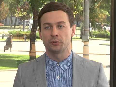 Видео: В Днепропетровске журналист рассказал, как террористы похитили его коллегу