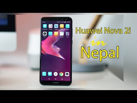 | Nepali | Huawei Nova 2i Specs, features and Price in Nepal