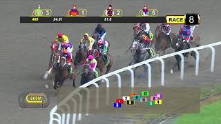 Vidéo de la course PMU CLASS 4- 1200 M (POLYTRACK)