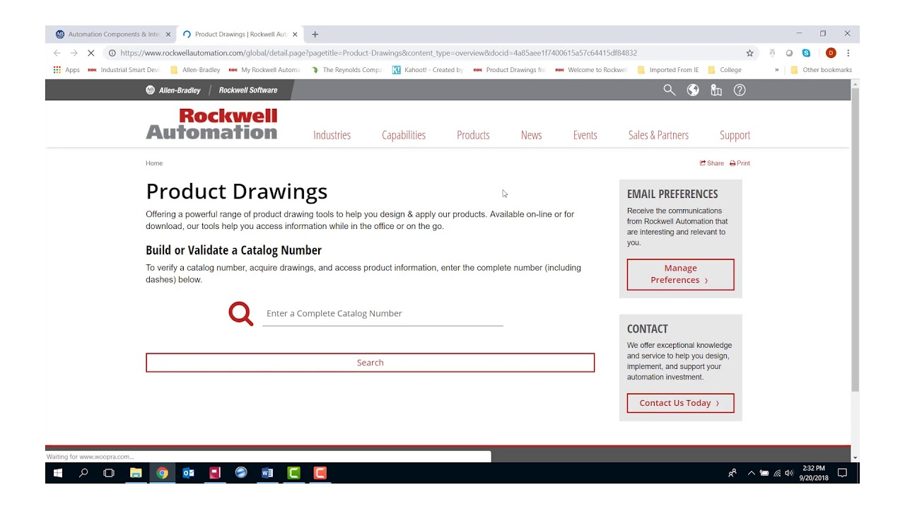 How to Download AutoCAD Files for Rockwell Automation and Allen-Bradley  Products