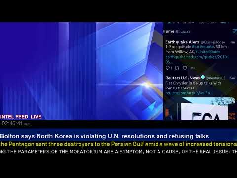Latest News of the world