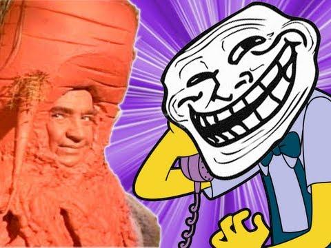 Mr Carrot - Prank call